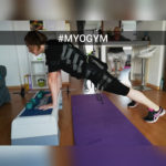 planche gainage pilates